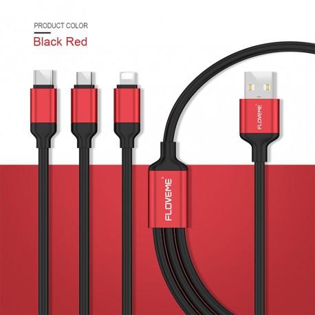 L'ultime câble USB pour iPhone, Samsung et plus